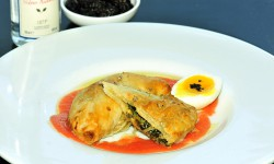 צילום מזון מסעדת הלנה נמל קיסריה