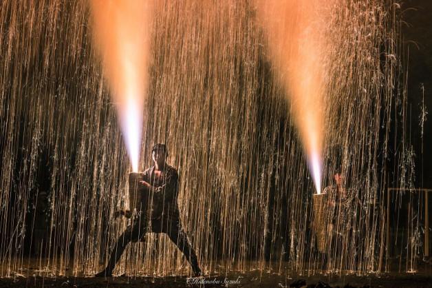 פסטיבל הזיקוקים המסורתי ביפן
